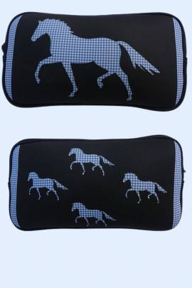 Neopren Bag Pferde